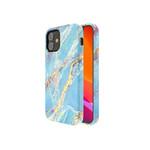 Jade BackCover iPhone 12 mini 5.4'' Blauw