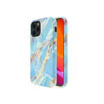 Jade BackCover iPhone 12 Pro Max 6.7'' Blauw