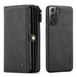 CaseMe Multi Wallet voor S21 Plus Zwart