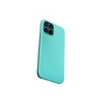 Devia Liquid Silicone iPhone 12 / 12 Pro (6.1'') Groen
