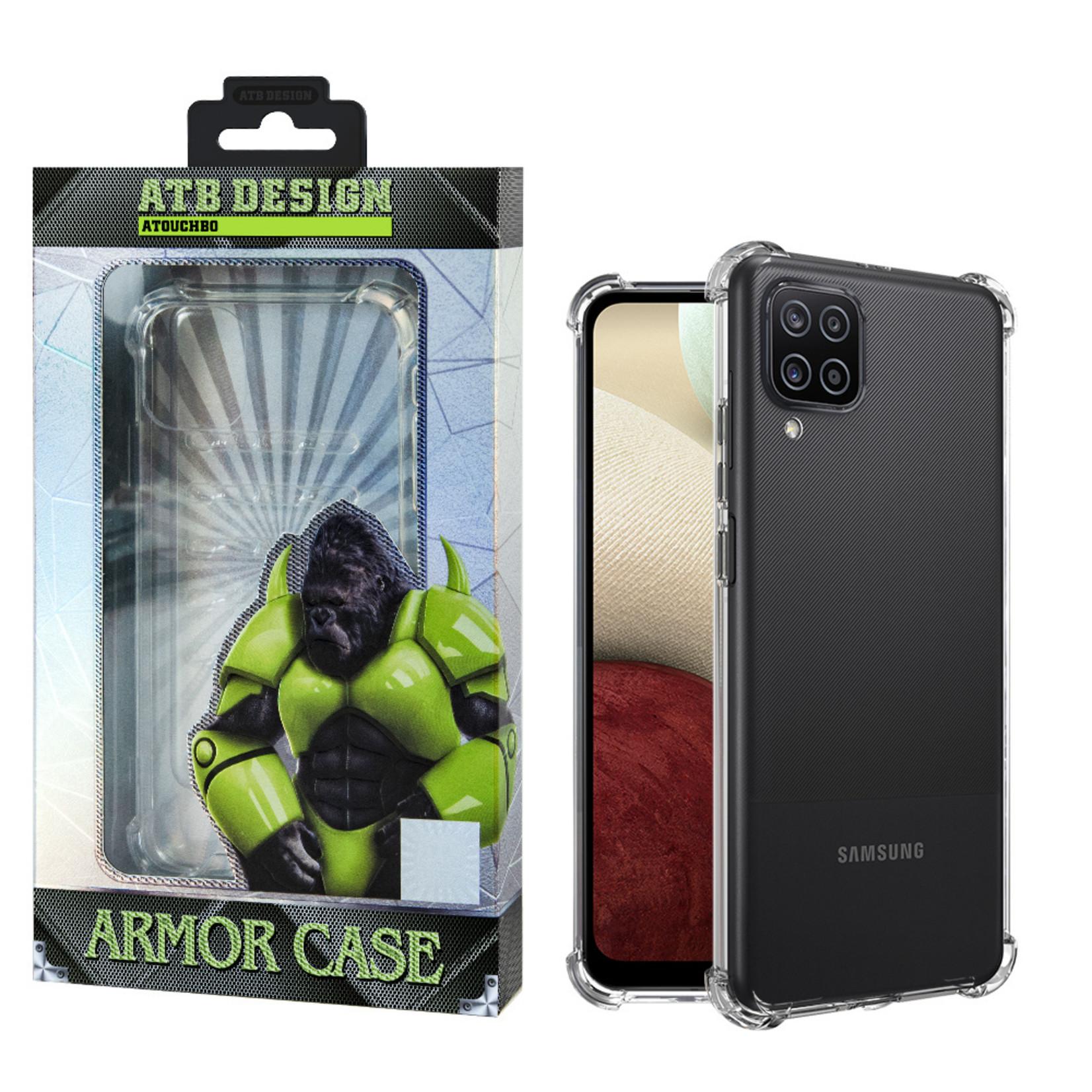 ATB Design Anti Shock Case TPU+PC Samsung A12