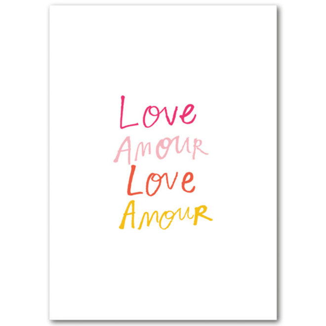 LOVE AMOUR