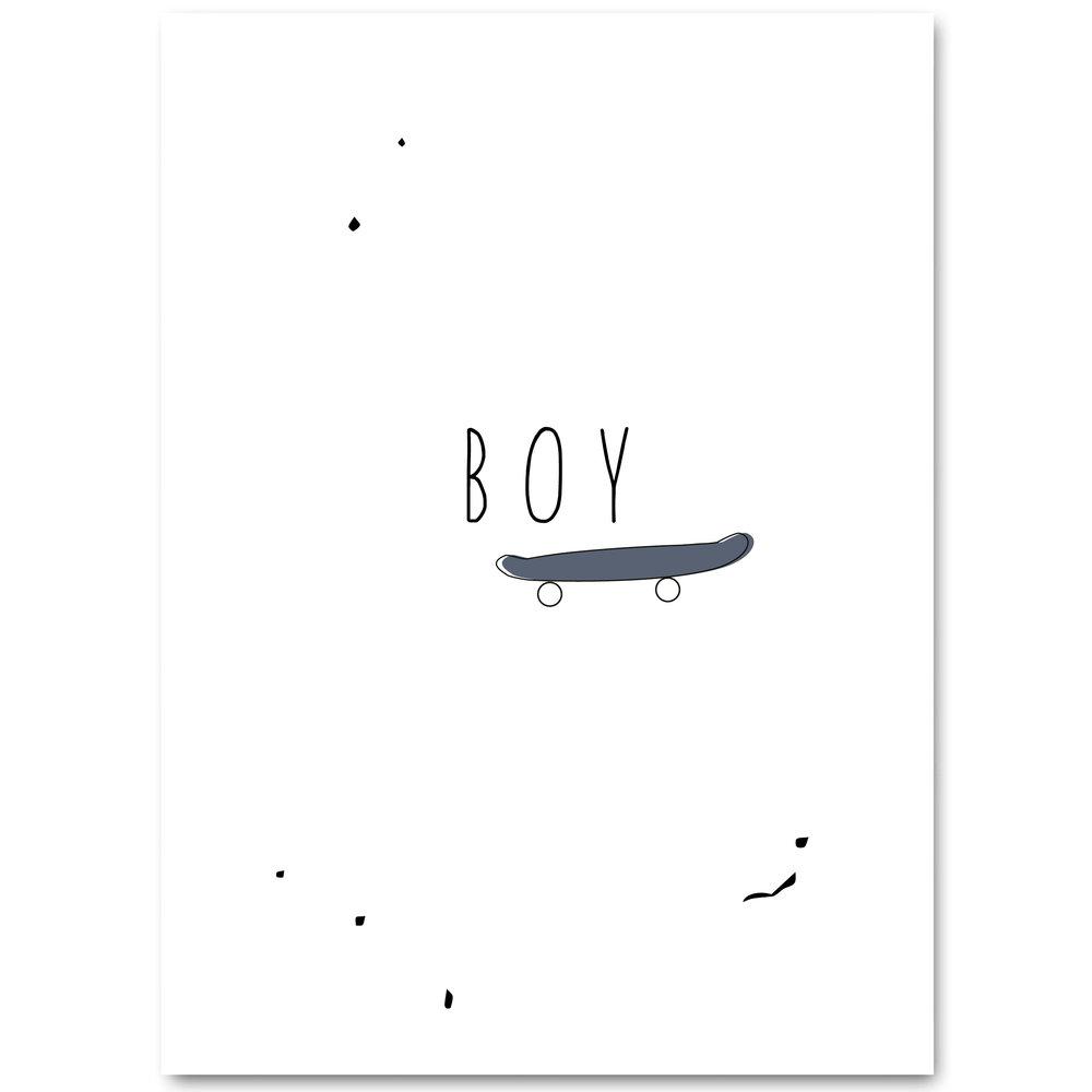 POST CARD - BOY