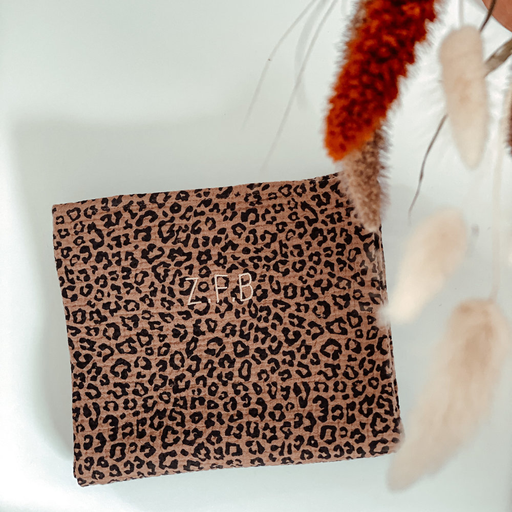 LIMITED EDITION: TOWEL LEOPARD