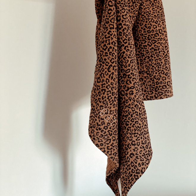 - LIMITED EDITION - TOWEL LEOPARD