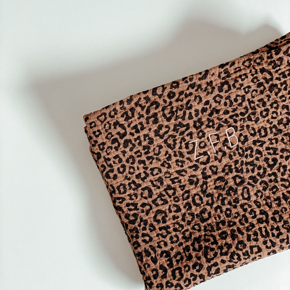 LIMITED EDITION: SWEET SHEET LEOPARD