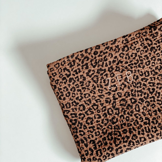 - LIMITED EDITION - SWEET SHEET LEOPARD