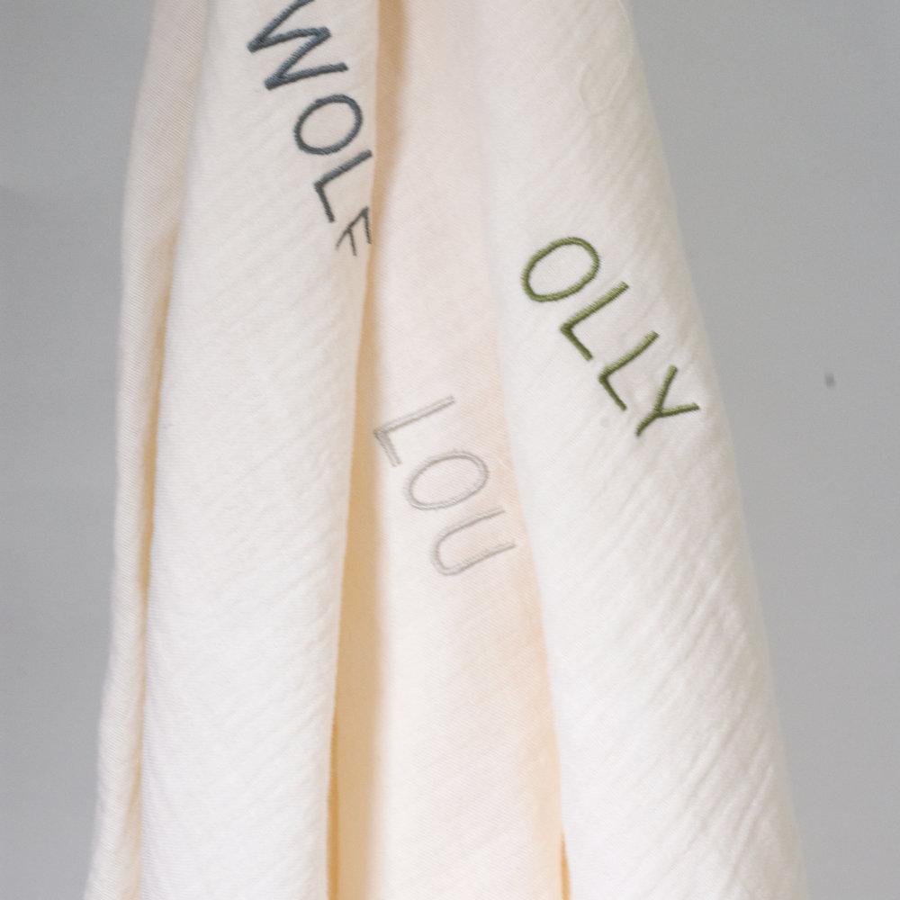 TOWEL HUGE COSY WHITE