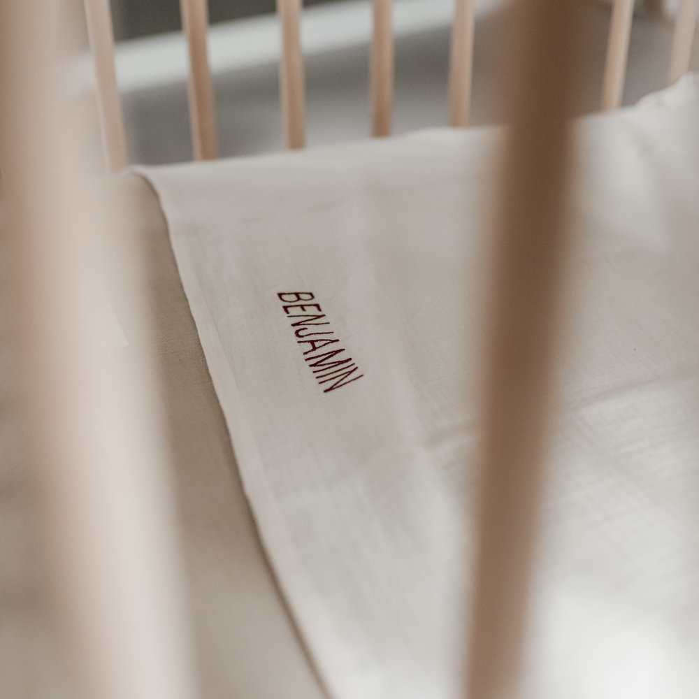 SWEET SHEET COT COSY WHITE