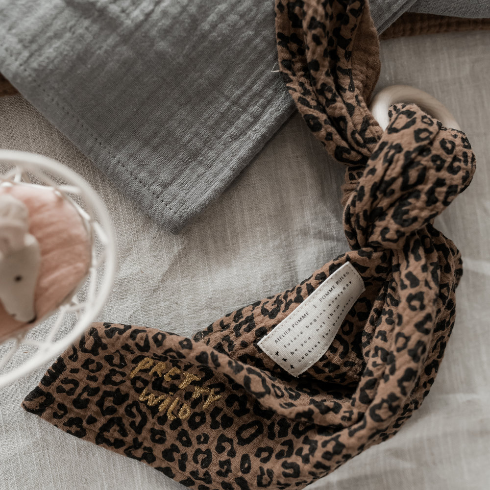 LIMITED EDITION: TEETHY COOL - LEOPARD