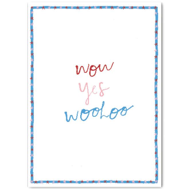 WOW YES WOOHOO