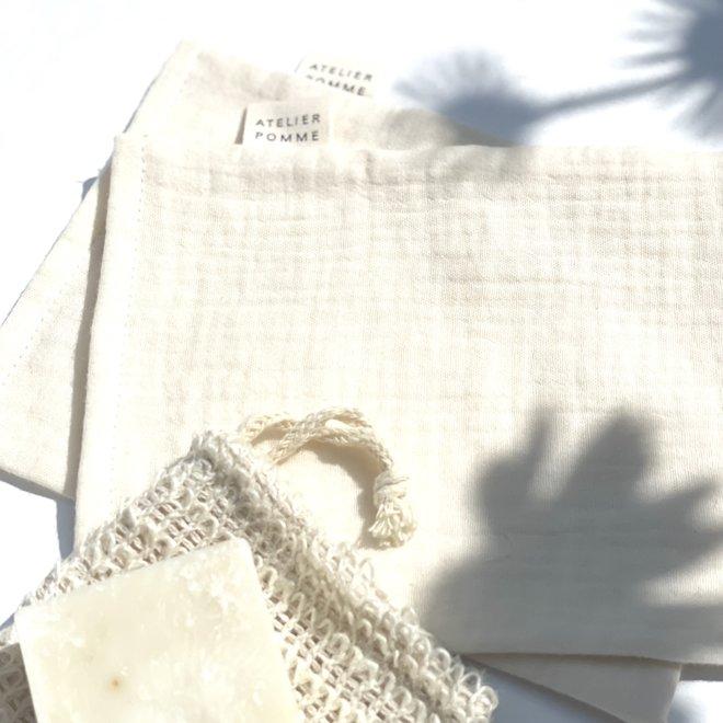 DIRTY CHEEKS - WASH CLOTH
