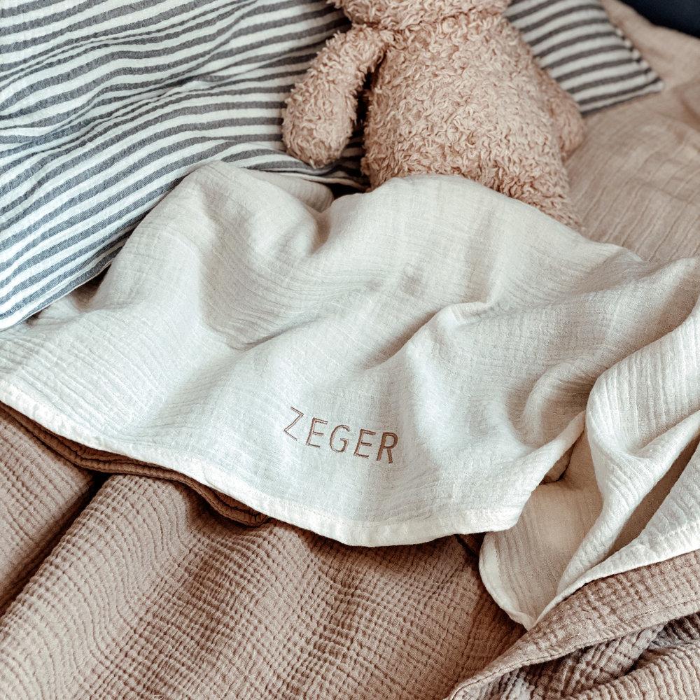 CHUNKY BED SET FINE BROWN - CRIB