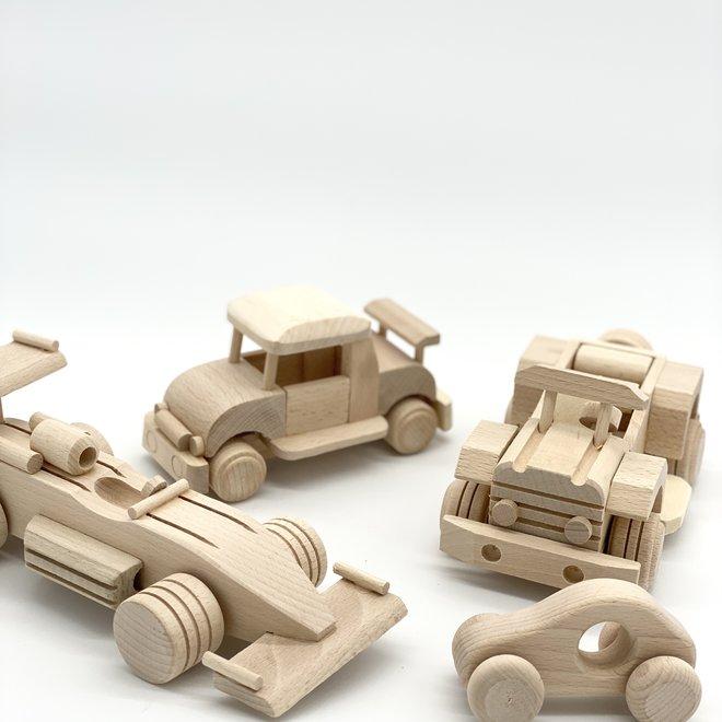 PETIT WOODEN CAR