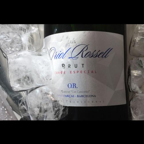 Oriol Rossell Cava Brut Cuvee Especial 2019