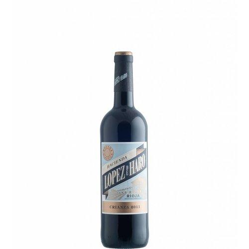 Rioja Crianza 2014  ½ fles