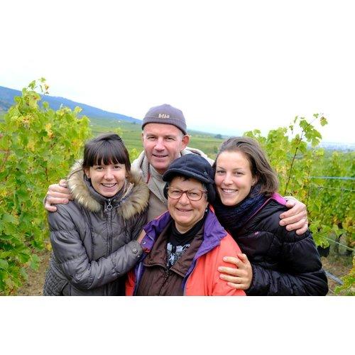 Vignoble des 2 Lunes Pinot Gris Lune 2 Miel 2011 - 50cl
