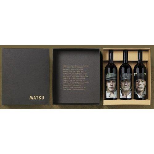 Matsu Matsu Doos - 3 flessen