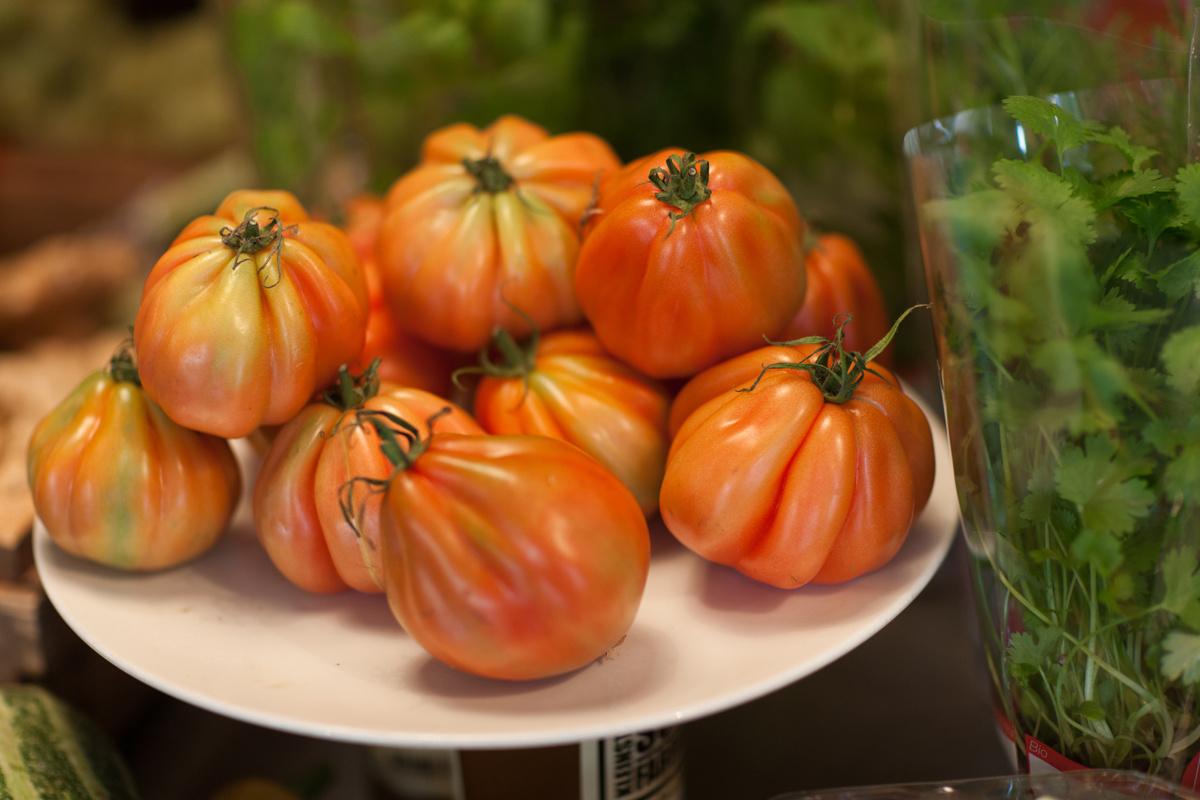 Ons uitgebreide assortiment groente en fruit