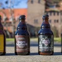 Lokale biersoorten uit de Egmondse Abdij bij Organic Bergen