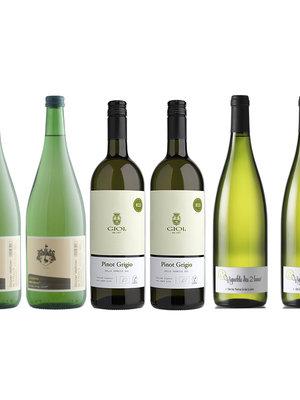 Smaakdoos 1Liter wijnen