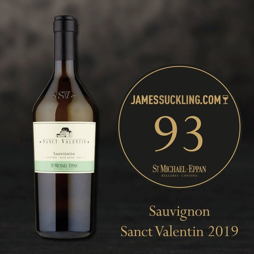 St. Michael Eppan Sauvignon Sanct Valentin 2019
