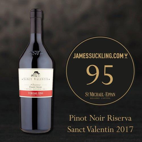 St. Michael Eppan Pinot Noir Sanct Valentin 2017