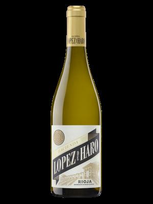 López de Haro Rioja Blanco Sobre Lias 2020