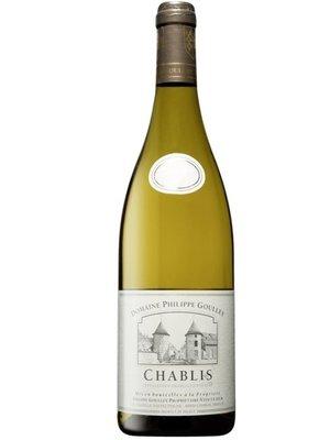 Jean Goulley Chablis Vieilles Vignes 2018