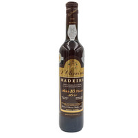 Madeira 10 Years Medium Dry - 0,5L