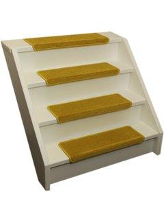 Elite Trapmatten Elite soft geel rechte trapmatten