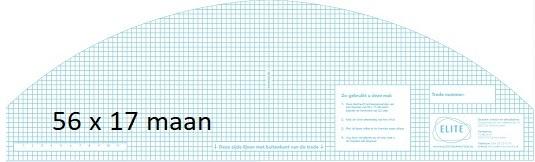 trapmat mal 56x17 maan