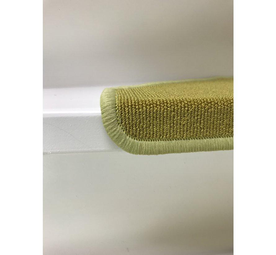 Elite Geel/groene Trapmatten