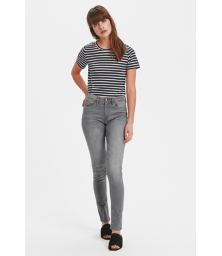 ICHI IHERIN Izaro Light Gray Jeans