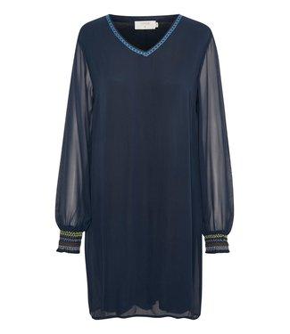 Cream CLODIECR Dress - RNB