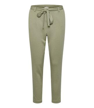 Cream AnettCR Pants - Oil Green