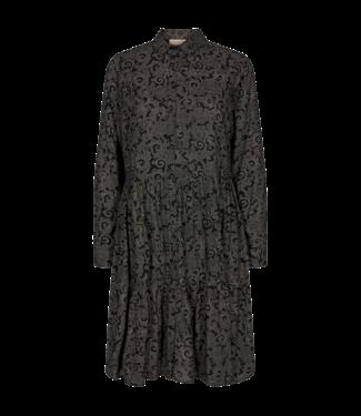 Freequent FQFLEMA Dress - Black Mix