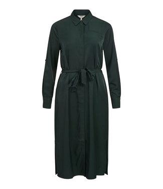 Object OBJEILEEN Shirt Dress SC - Scarab