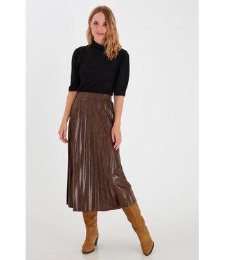 b.young BYEMILA Skirt - Chicory Coffee Mix