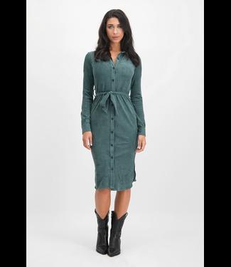 Lofty Manner Dress Carmijn - Blue