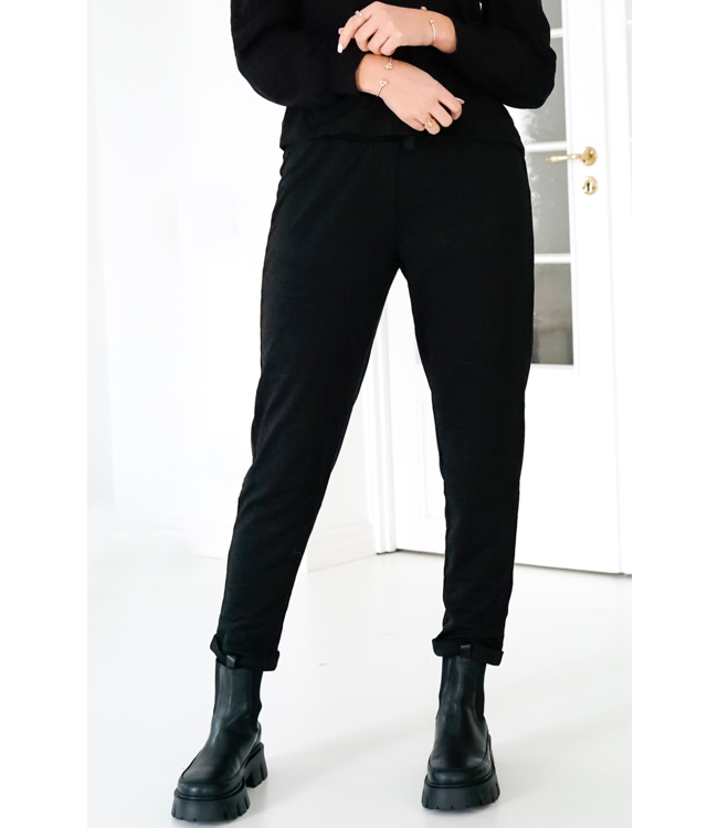 Freequent FQOFF Pant - Black