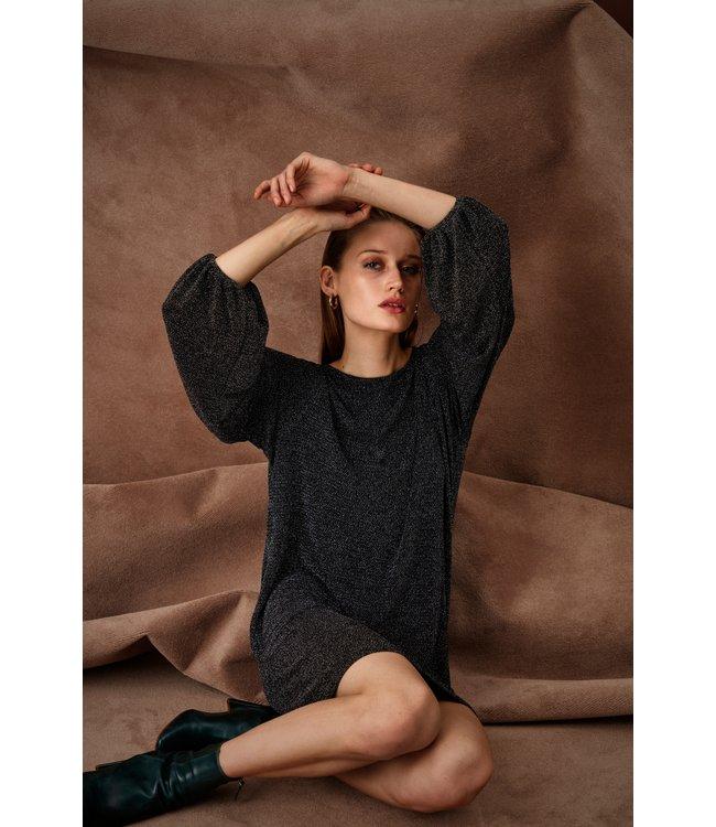b.young BYSERONA Dress - Black Mix