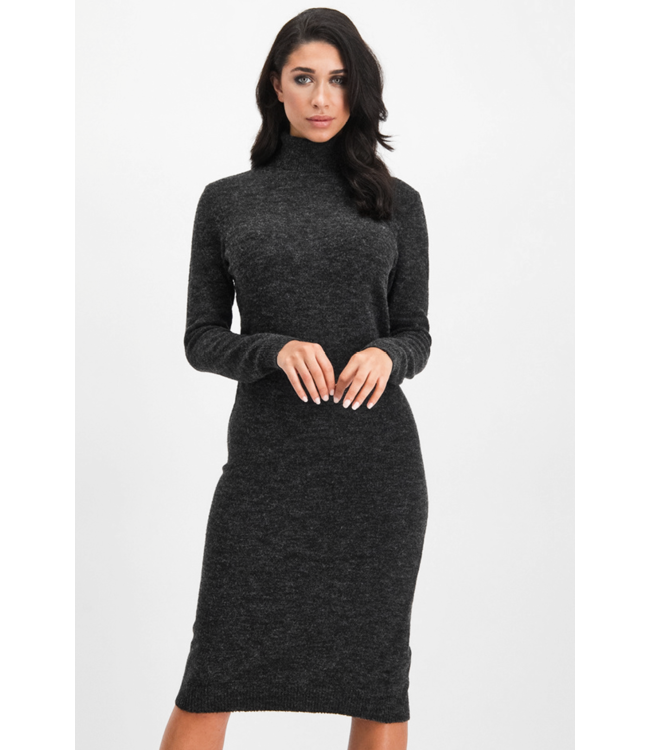 Lofty Manner Dress Joana - Black