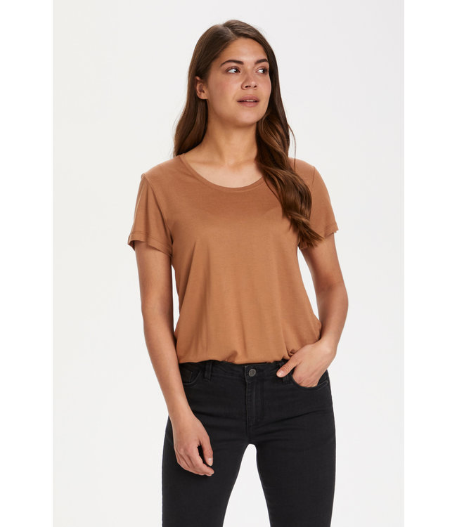 Anna O-Neck T-shirt - Thrush
