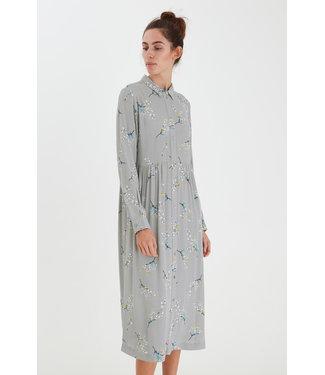ICHI IHFIROLLA Dress - Alloy