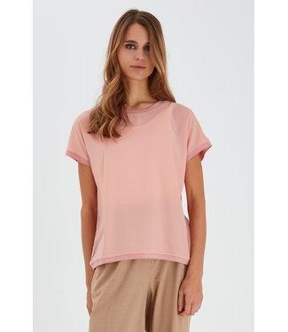 b.young BYPANYA t-shirt - Rose Tan