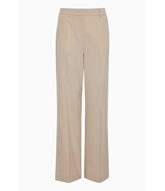b.young BYDANTA Wide Leg Pants - Cement
