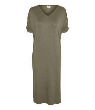 Cream LivaCR Long Dress - Mermaid