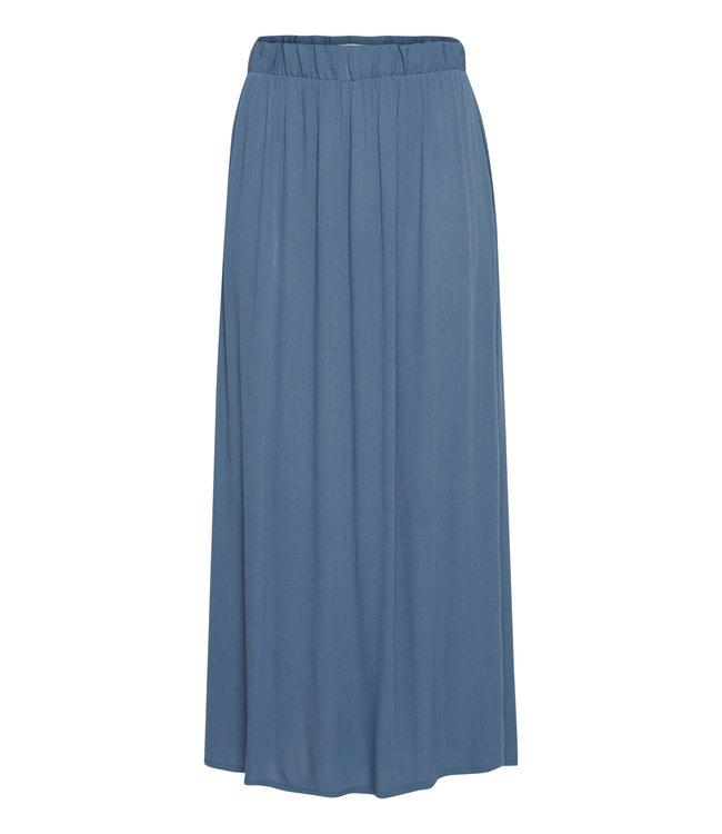 IHMARRAKECH SO Skirt 3 - Coronet Blue