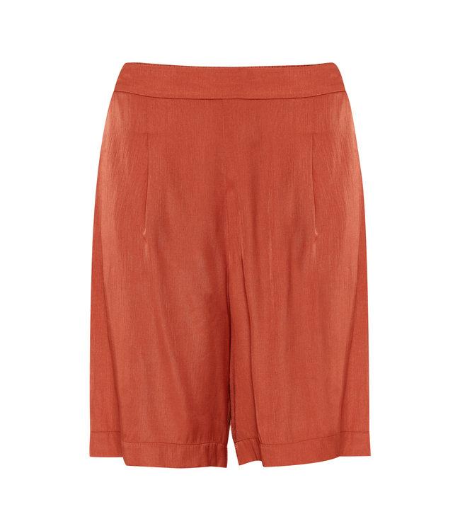 IHEDINA Shorts - Hot Sauce